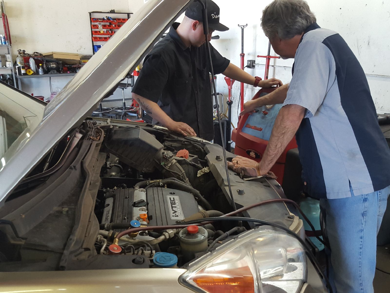 Air Conditioning Service | Tri-Valley Automotive