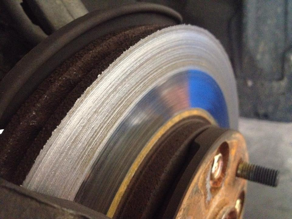 The Reasons Why Your Brakes Make Noise
